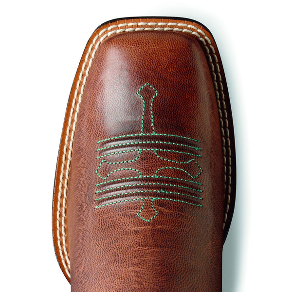 Ariat | Sassy Brown Tombstone Ladies Boot