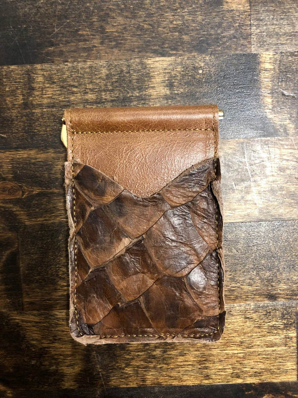 AB/Rios | Big Bass Money Clip Wallet