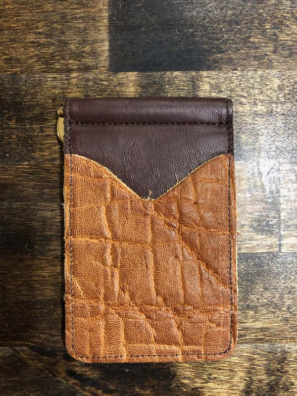 AB/Rios | Elephant Money Clip Wallet