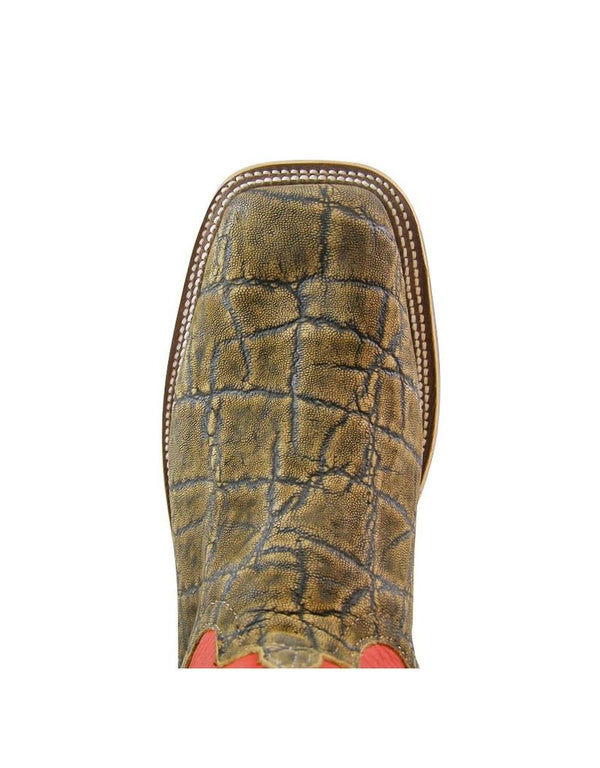 Anderson Bean | Antique Saddle Elephant Boot