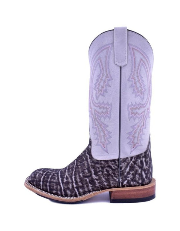 Anderson Bean | Grey Ice Elephant Boot