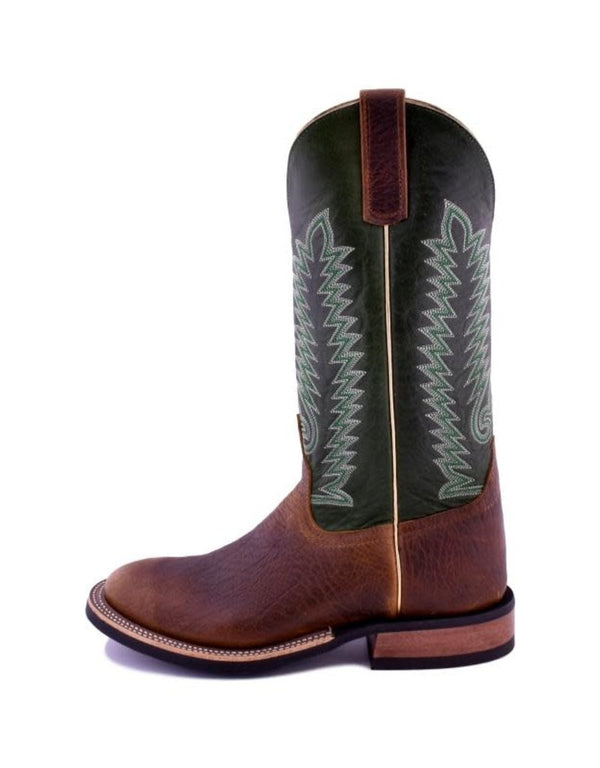 Anderson Bean | Natural Twister Roper-Toe Boot