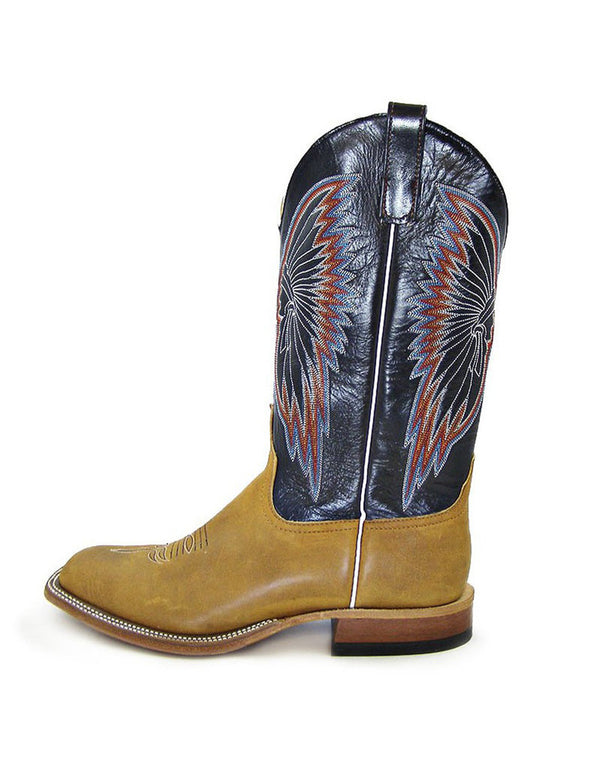 Anderson Bean | Rust Crazyhorse Ladies Boot