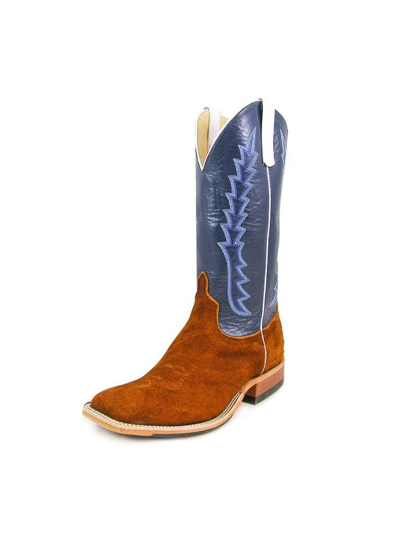 Anderson Bean | Tan Roughout Elk Boot