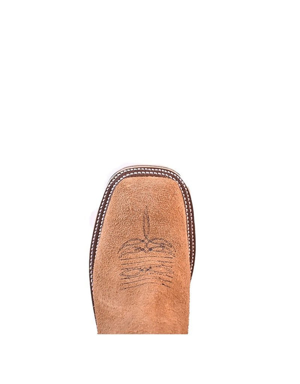 Anderson Bean | Tan Ryan Roughout Chicken Boot