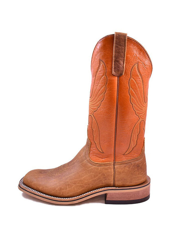 Anderson Bean | Tobacco Yeti/Mango Absolute Boot