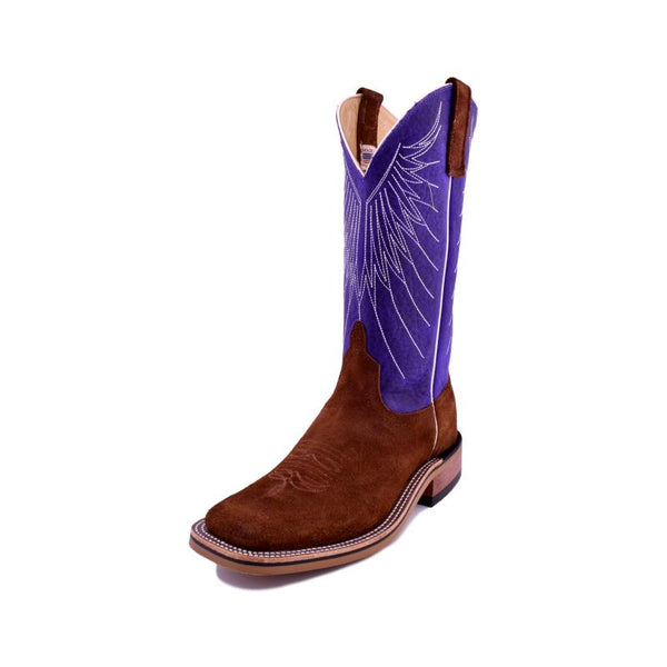 Anderson Bean | Brown Mule Boot