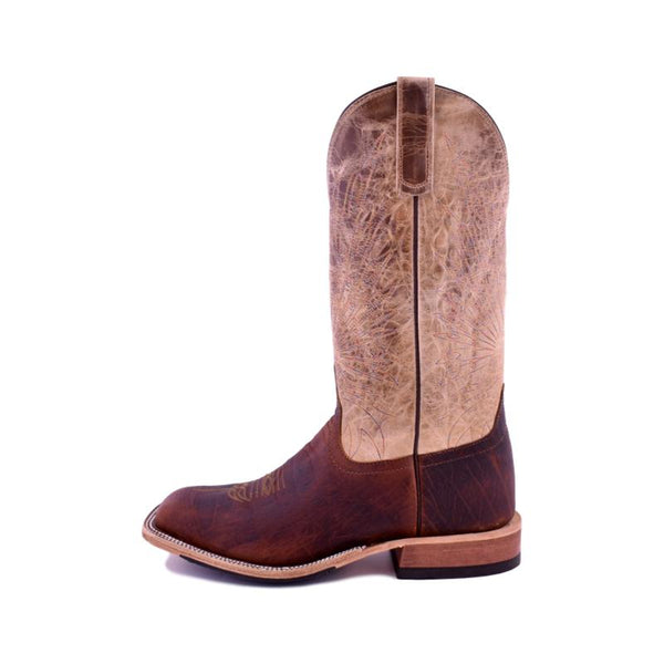 Anderson Bean | Chocolate Bison Boot