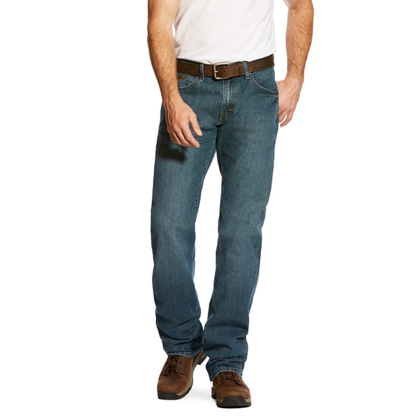 Ariat | Rebar M4 Low Rise DuraStretch Edge Carbine Boot Cut Jean