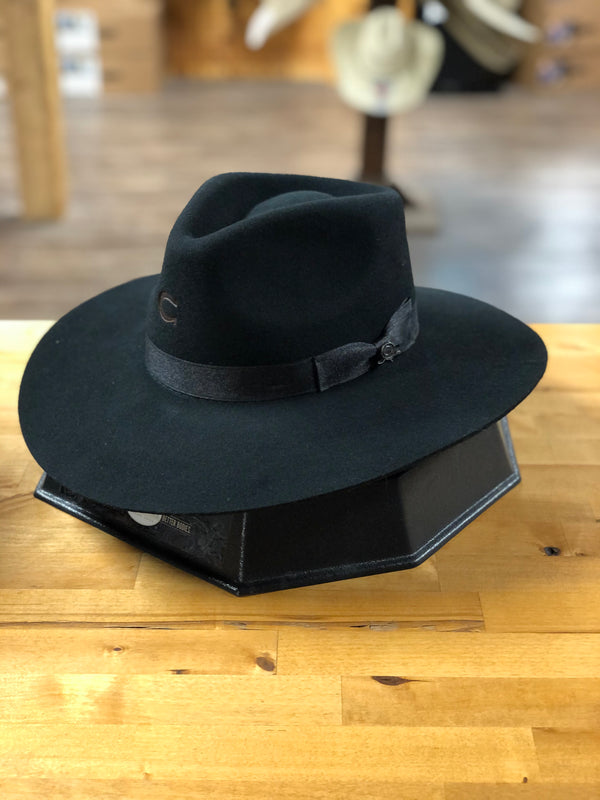 Charlie 1 Horse | Black Highway Hat