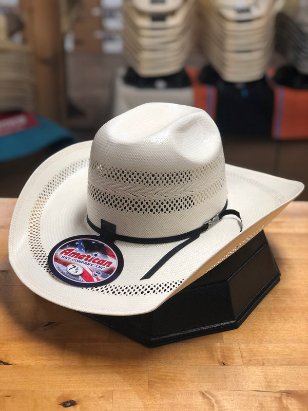 American Hat Co. | 8100 Straw Cowboy Hat