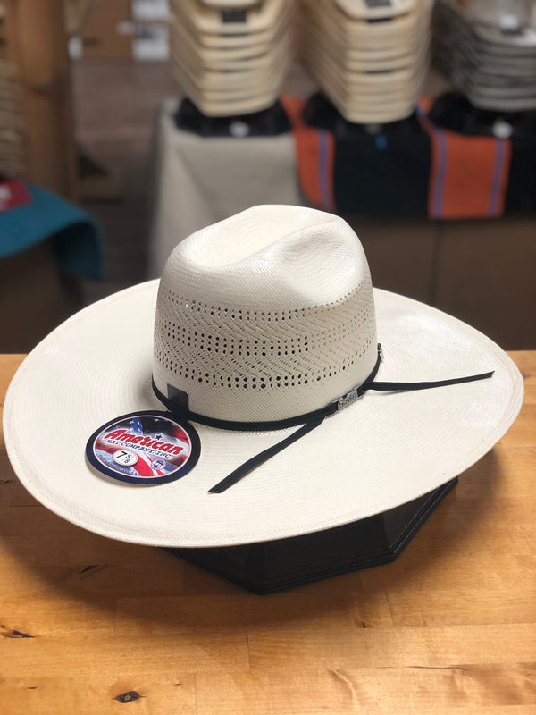 American Hat Co. | 7400 Straw Cowboy Hat