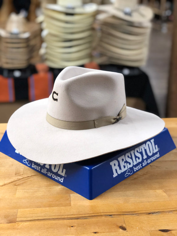 Charlie 1 Horse | Silverbelly Highway Hat