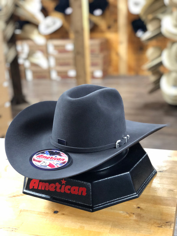 American Hat Co. | Steel Lucky 7 7X Felt Cowboy Hat