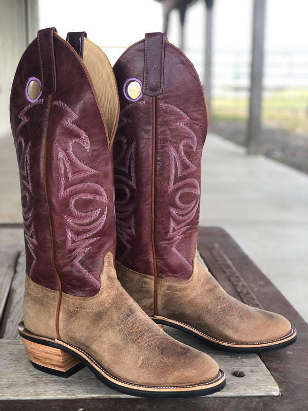Olathe Boot Co. | Angry Elk Dayhand Boot