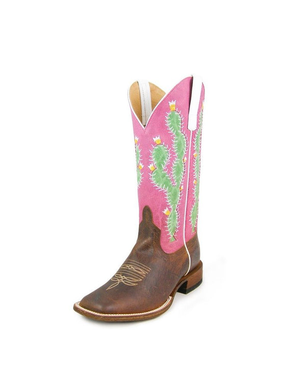 Macie Bean | Prickled Pink Ladies Boot