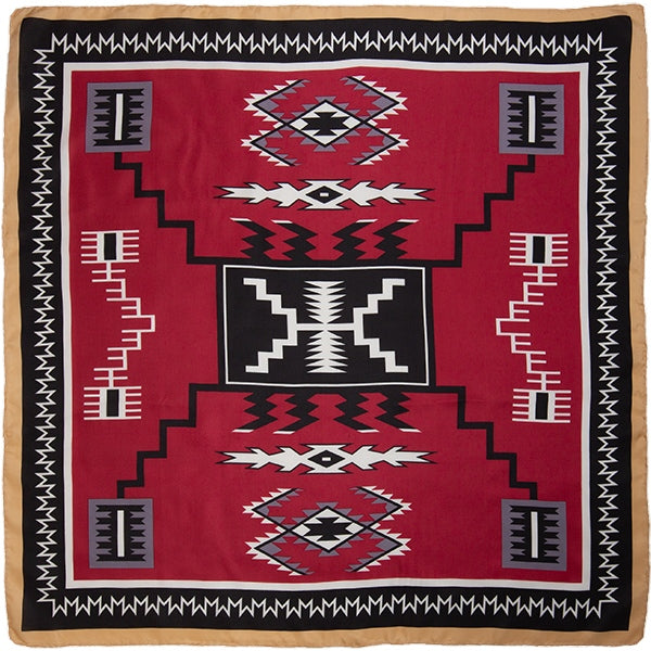 Wyoming Traders | Aztec Silk Wild Rag