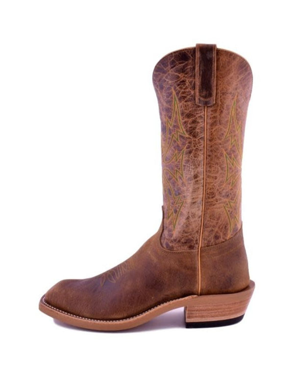 Olathe Boot Co. | Sand Angry Elk Boot