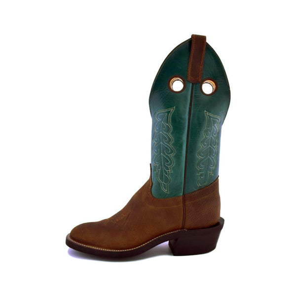 Olathe Boot Co. | Chocolate Sow DayHand Boot