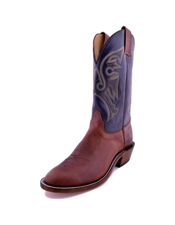 Olathe Boot Co. | Redwood Mirage U-Toe Boot