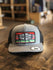 Red Dirt Hat Co. Serape Blk Buffalo Cap Gray/Black OS
