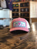 Red Dirt Hat Co. ThunderBird Hat Coral/Off-White