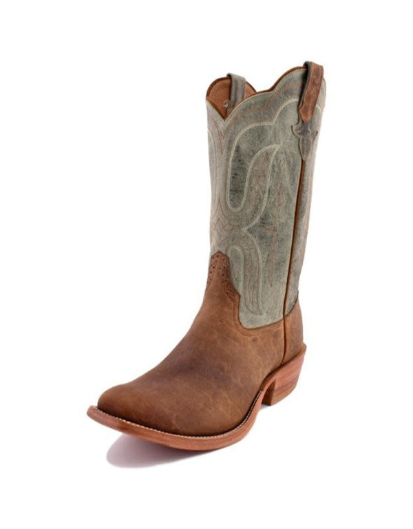 Rios of Mercedes | Natural Brahman Bison  Boot