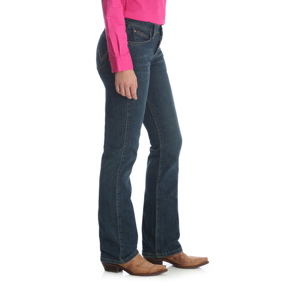 Wrangler | The Ultimate Riding® Tuff Buck Q-Baby Jean