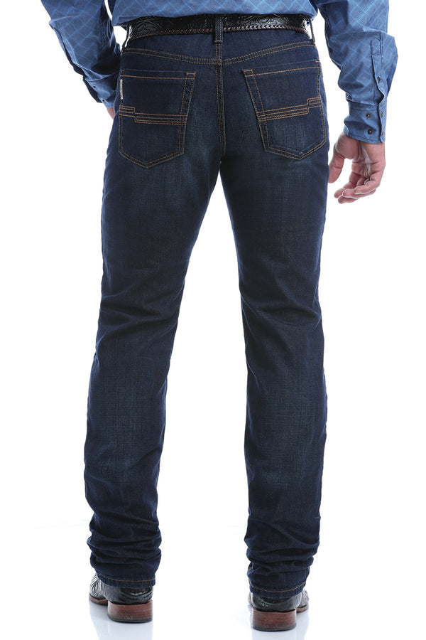 Cinch | Jesse Slim Fit Dark Stonewash Jean