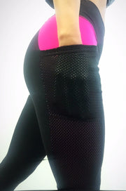 The Runner Pockets Legging - ABS2B FITNESS APPAREL