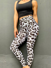 Maxi Realistic Jaguar Gray - ABS2B FITNESS APPAREL
