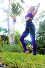 Seductive Purple Set - ABS2B FITNESS APPAREL