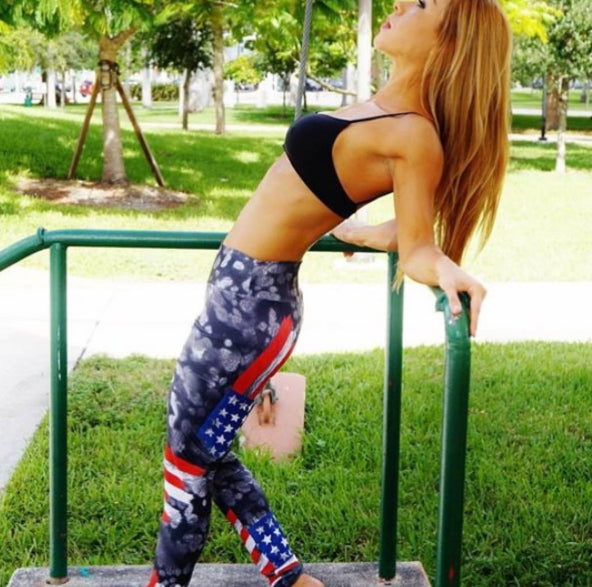 American Glory - ABS2B FITNESS APPAREL