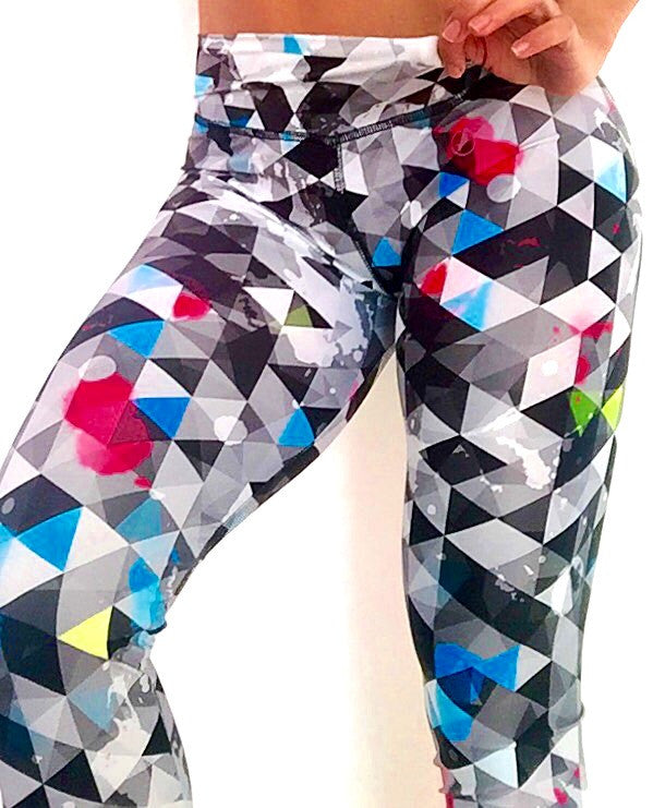 PRISM technical fabric - ABS2B FITNESS APPAREL