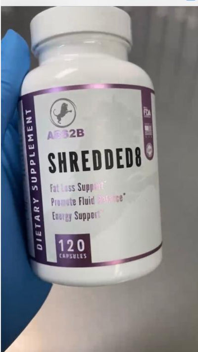Shredded8