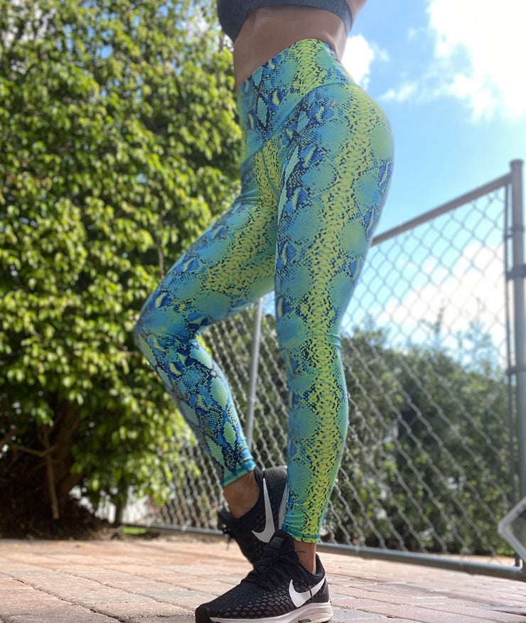 Scandal Neon Python - ABS2B FITNESS APPAREL