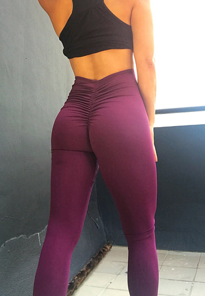 Invisible Lines (Seamless Leggings)