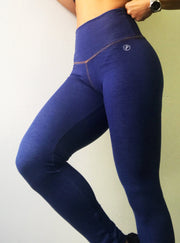 Denim in Dark Blue - ABS2B FITNESS APPAREL