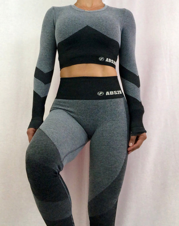 Warrior Seamless Set - ABS2B FITNESS APPAREL