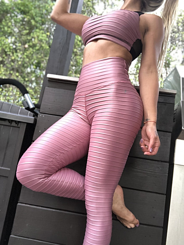 Glossy Gold Rose - ABS2B FITNESS APPAREL