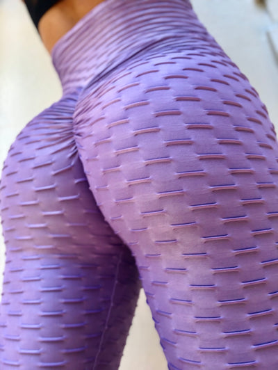 Zero Flaws Metallic Lilac - ABS2B FITNESS APPAREL