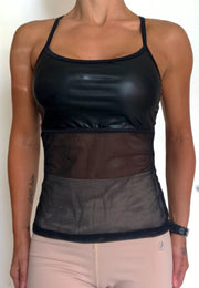 Strings Cami Top - ABS2B FITNESS APPAREL