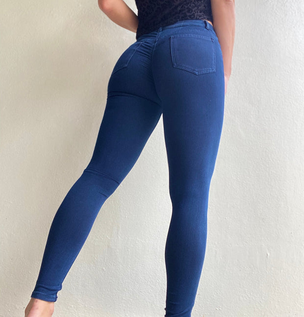 SKIN DENIM (3D stretch Jeans)