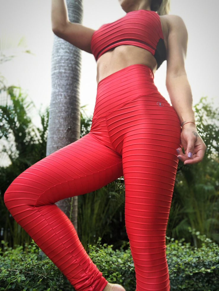 Glossy Passion Red - ABS2B FITNESS APPAREL