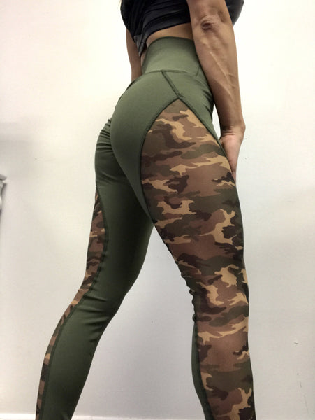 Special Edition Army Green/Camo (100 pants ONLY)