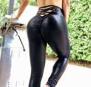 Incandescent Leather - ABS2B FITNESS APPAREL