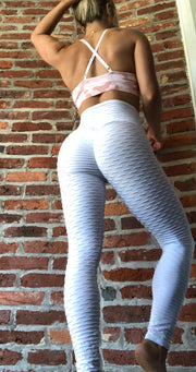 Zero Flaws Pure White - ABS2B FITNESS APPAREL