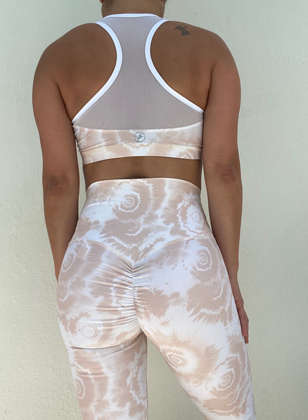 Tie Dye Nude - ABS2B FITNESS APPAREL