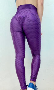 Zero Flaws Metallic Purple - ABS2B FITNESS APPAREL