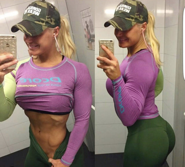 Flex Army Green - ABS2B FITNESS APPAREL